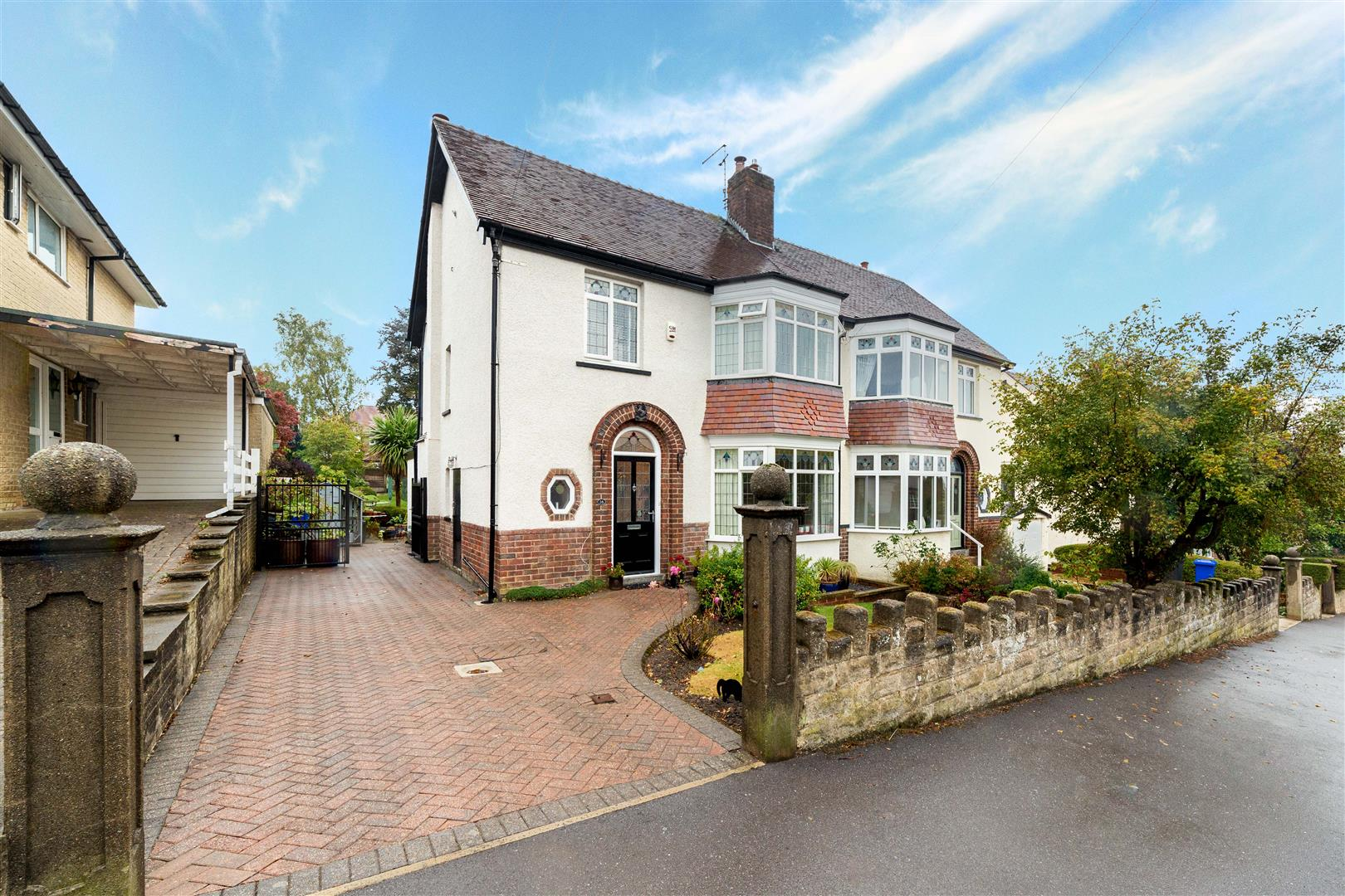 3 bed semi-detached house for sale in Sheffield, S11 9SP - Property Image 1