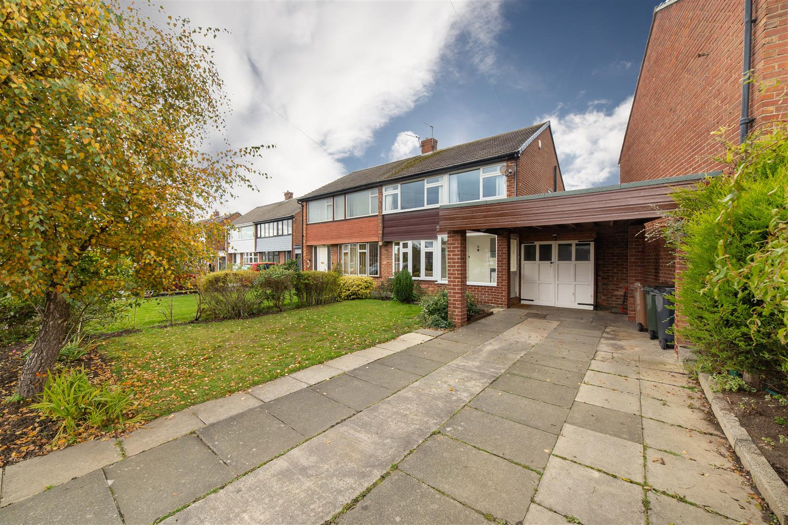 3 bed semi-detached house for sale in Wideopen, NE13 6JP - Property Image 1