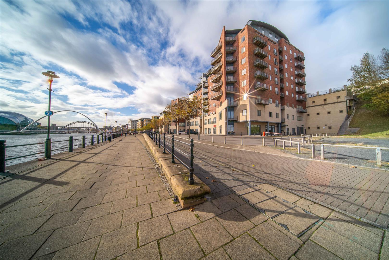 2 bed penthouse for sale in Quayside, NE1 3BB, NE1
