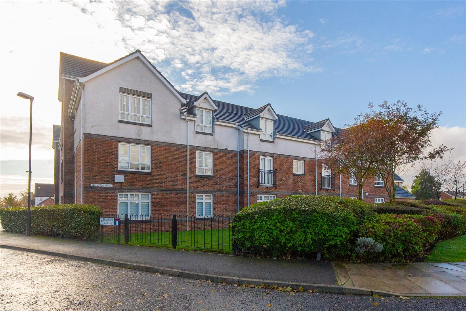 2 bed apartment for sale in Malvern Road, North Shields - Property Image 1