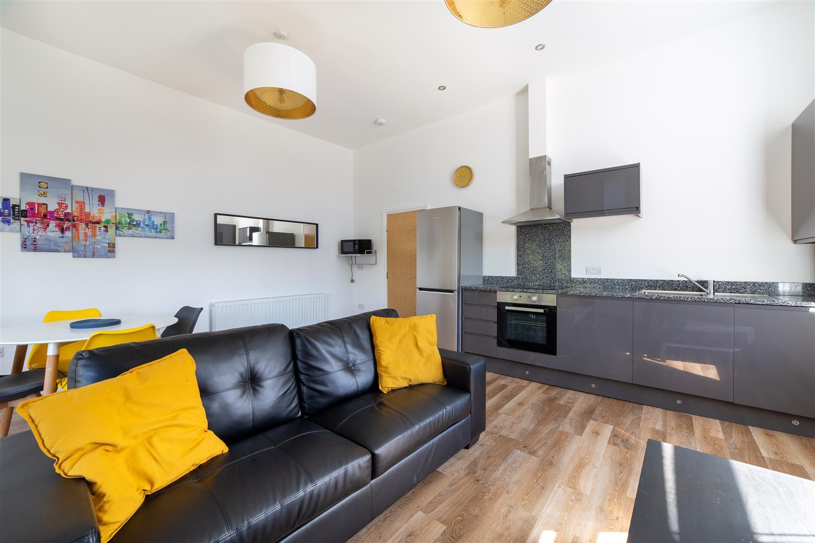 2 bed apartment to rent in Newcastle Upon Tyne, NE2 1NE, NE2