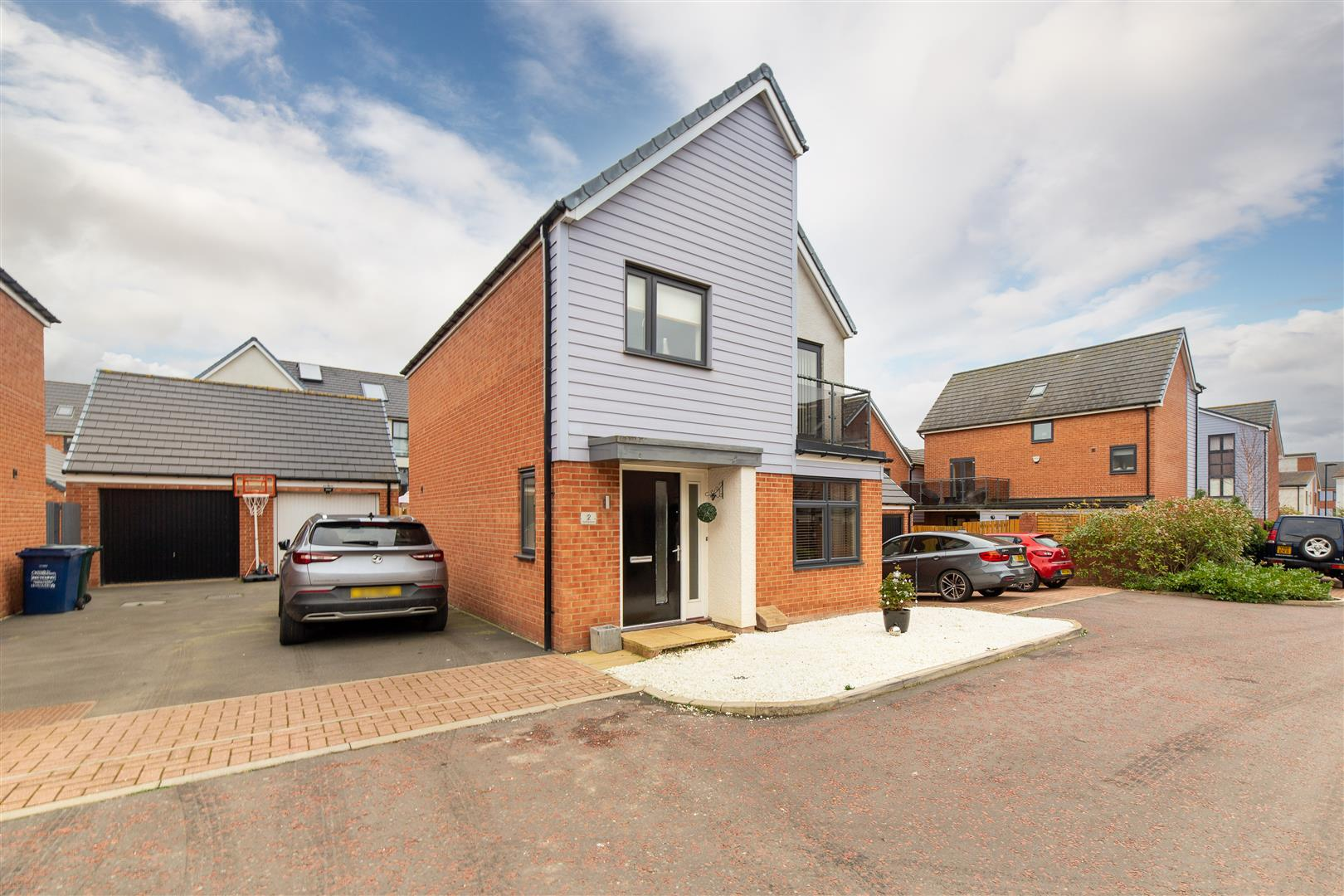 3 bed detached house for sale in Newcastle Upon Tyne, NE13 9BR, NE13