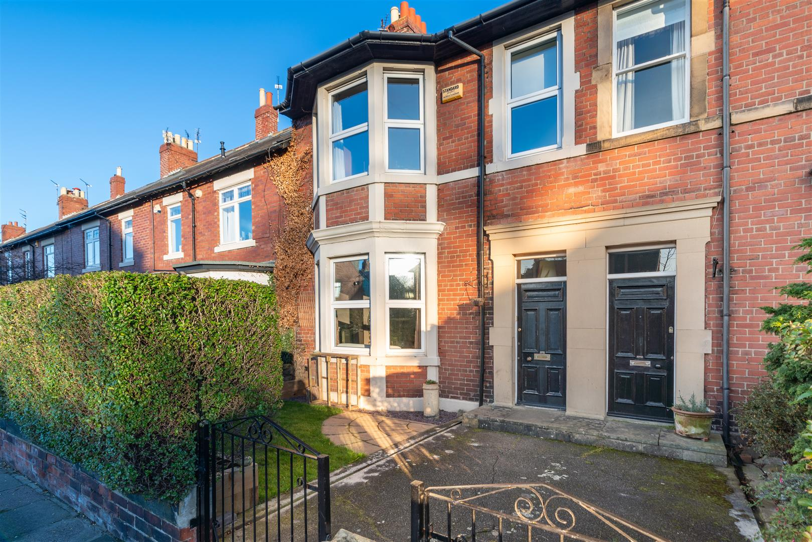 5 bed terraced house for sale in Gosforth, NE3 1UB - Property Image 1