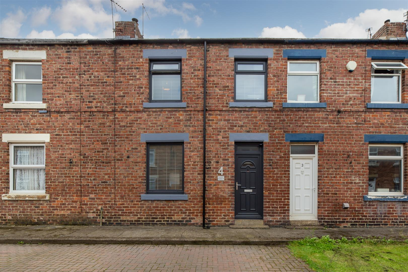 2 bed terraced house for sale in Mason Street, Newcastle Upon Tyne, NE13