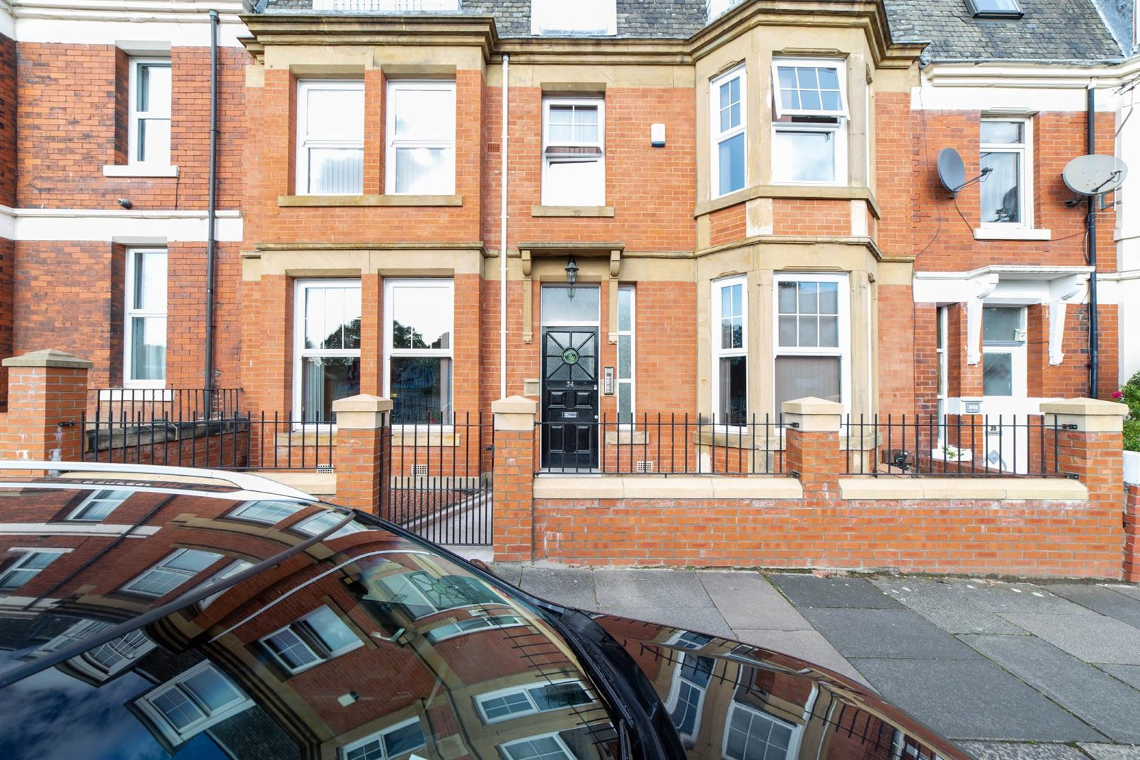 8 bed terraced house to rent in Newcastle Upon Tyne, NE2 1JS  - Property Image 23