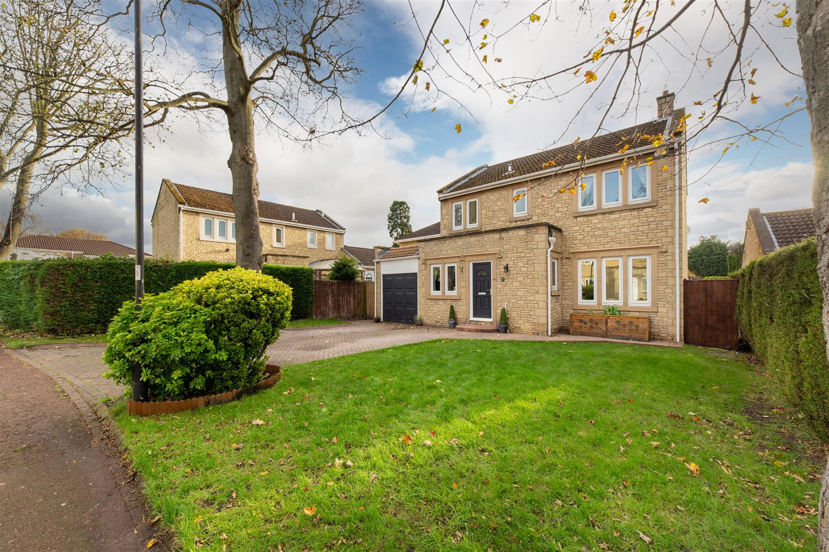 4 bed detached house for sale in Juniper Close, Newcastle Upon Tyne - Property Image 1