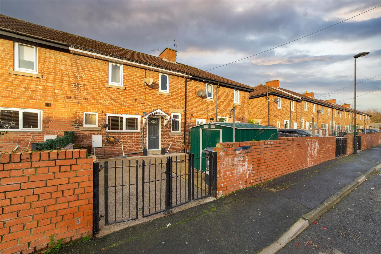3 bed terraced house for sale in Seaton Burn, NE13 6HG  - Property Image 1