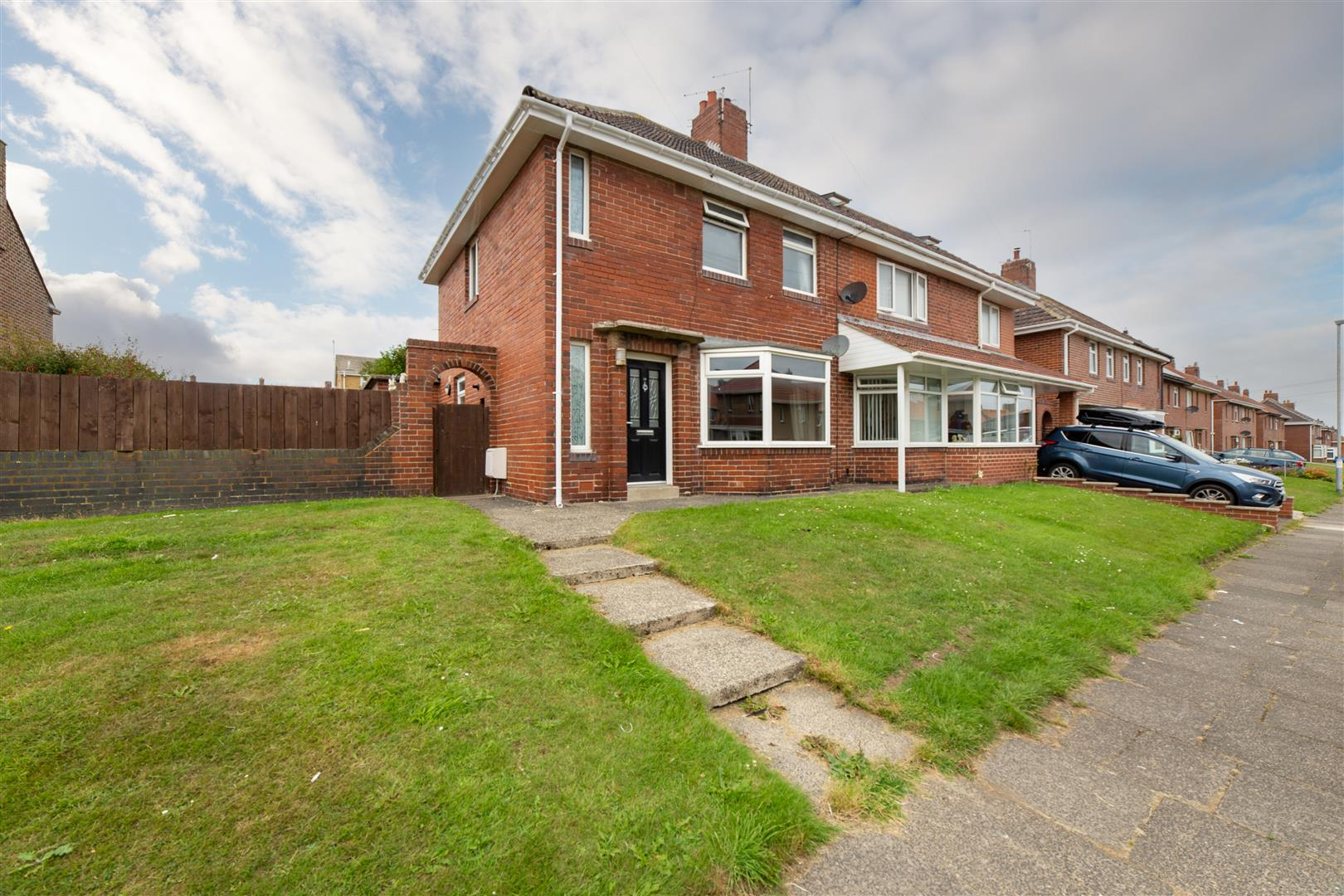 2 bed to rent in Southward, Whitley Bay, NE26