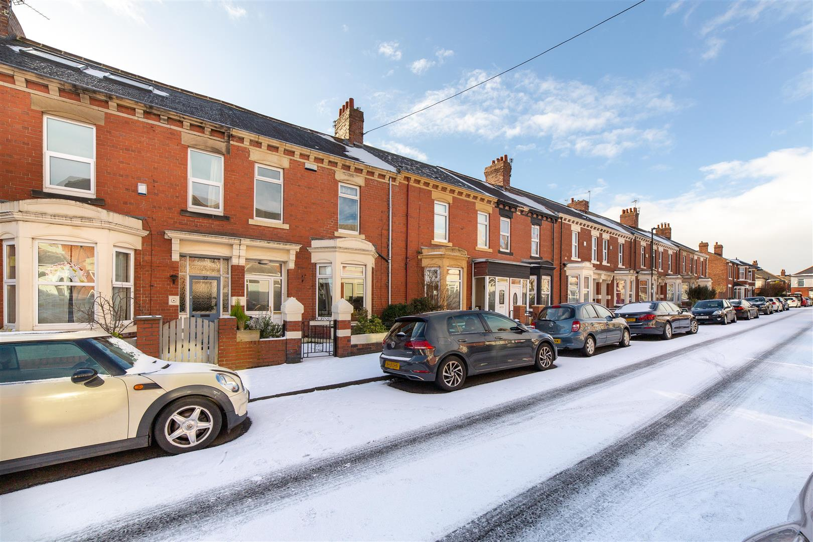 4 bed terraced house for sale in Heaton, NE6 5LR, NE6