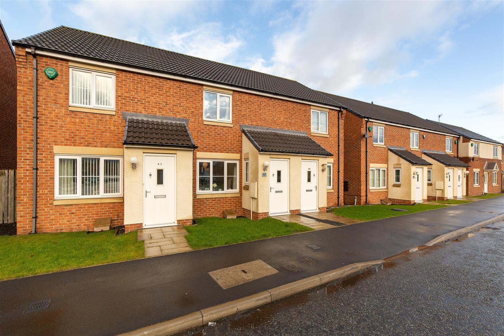 2 bed terraced house for sale in Wideopen, NE13 6LD, NE13