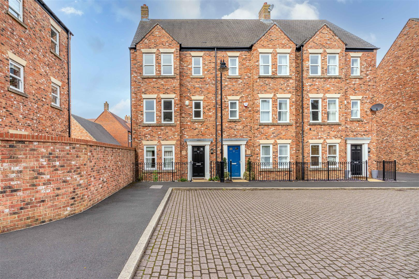 3 bed town house for sale in Warkworth Woods, Newcastle Upon Tyne, NE3