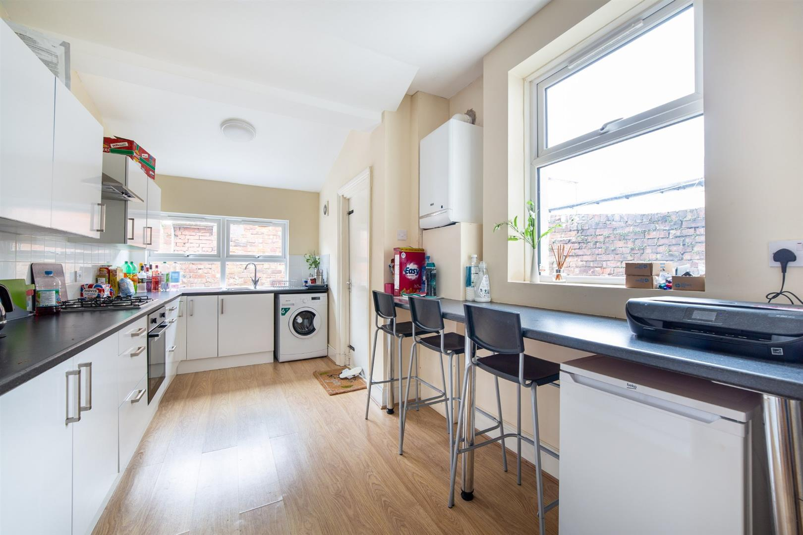 4 bed terraced house to rent in Newcastle Upon Tyne, NE6 5HS, NE6