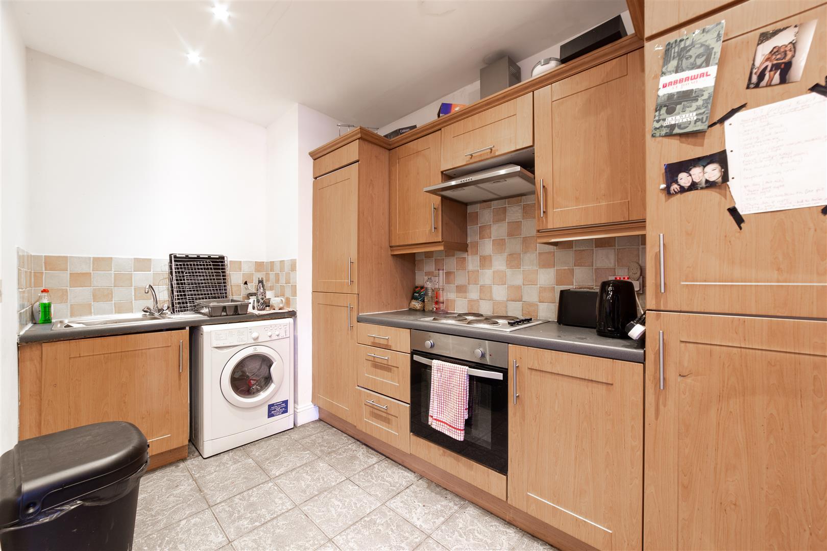 3 bed flat to rent in Fairfield Road, Jesmond, NE2