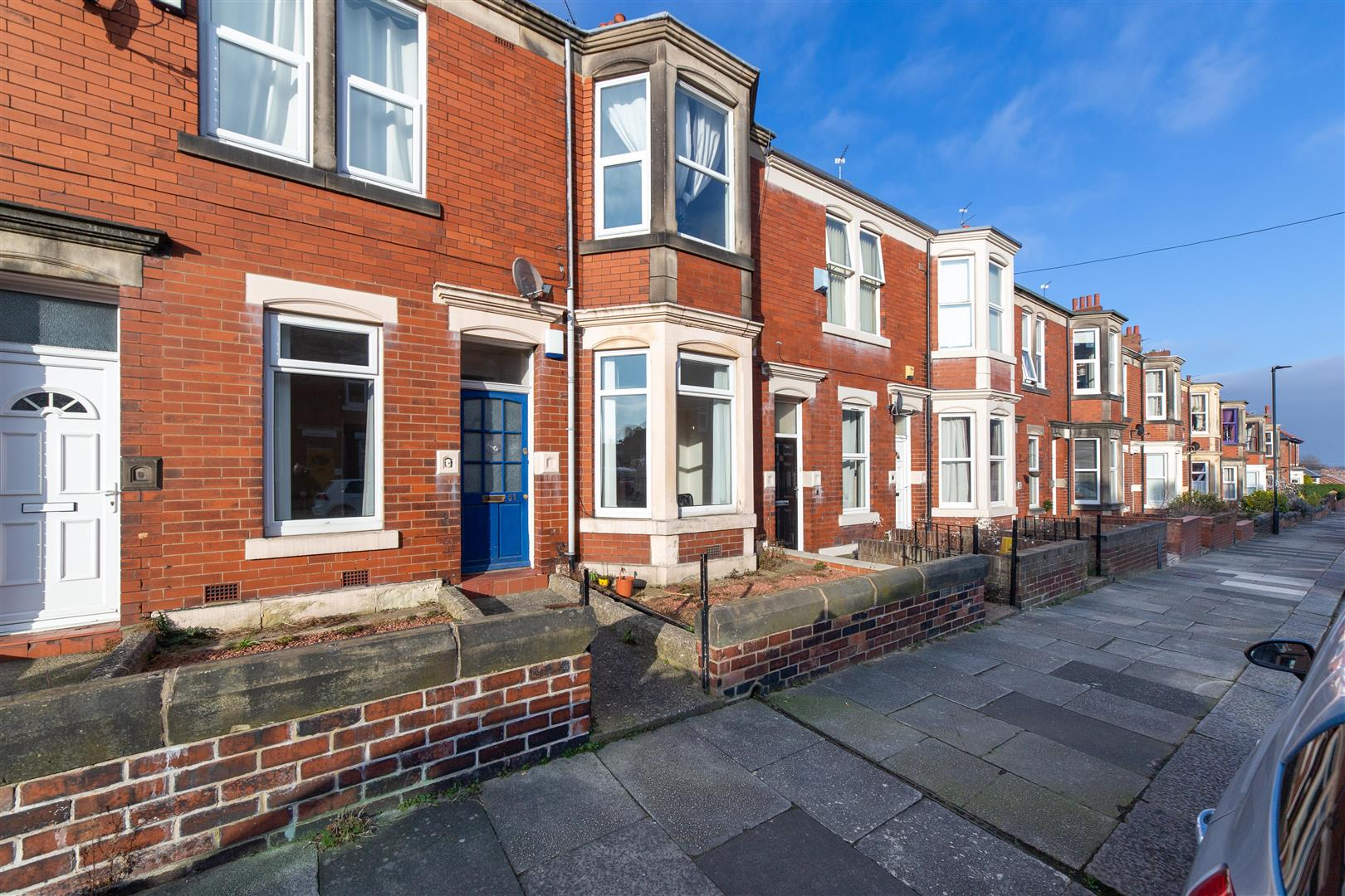 3 bed flat for sale in Heaton, NE6 5TA, NE6