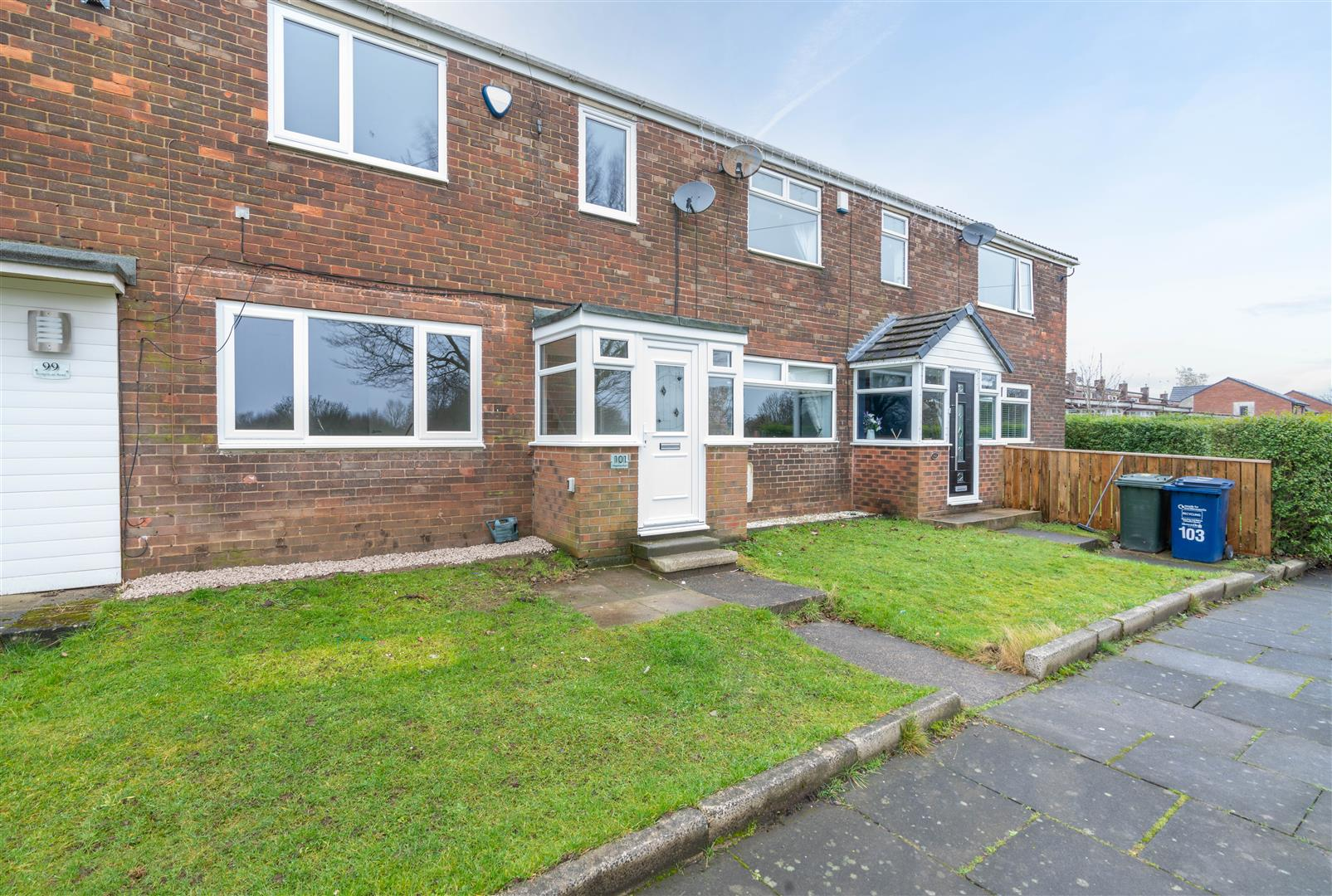 3 bed terraced house for sale in Newcastle Upon Tyne, NE5 4LB, NE5