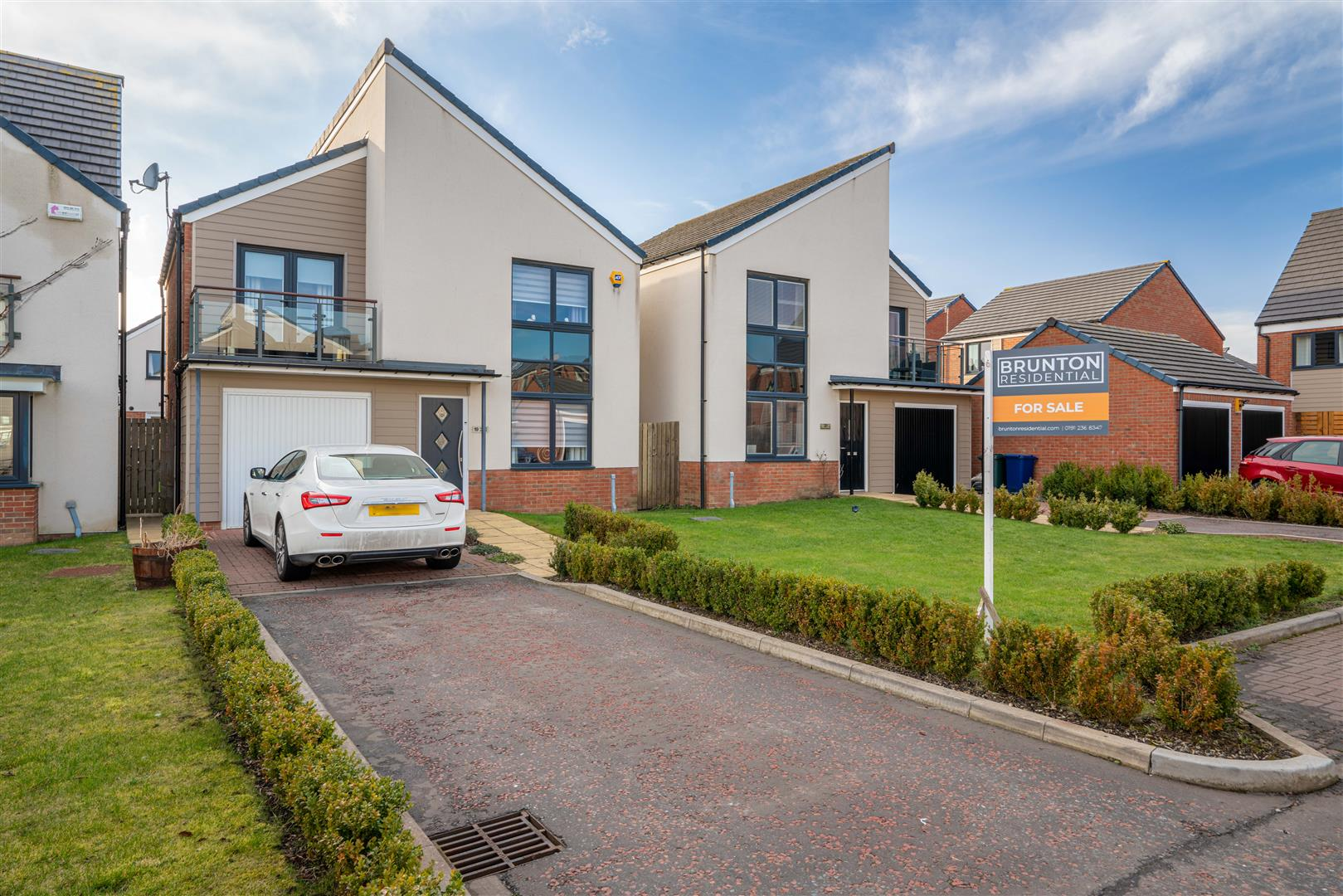 4 bed detached house for sale in Great Park, NE13 9BU, NE13