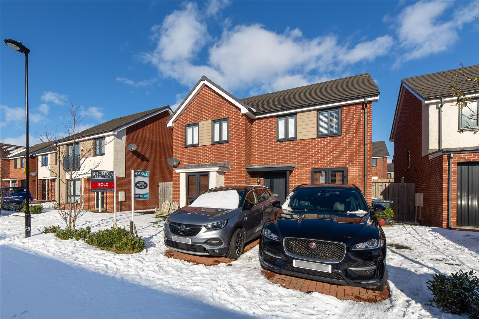 4 bed detached house for sale in Great Park, NE13 9DD, NE13