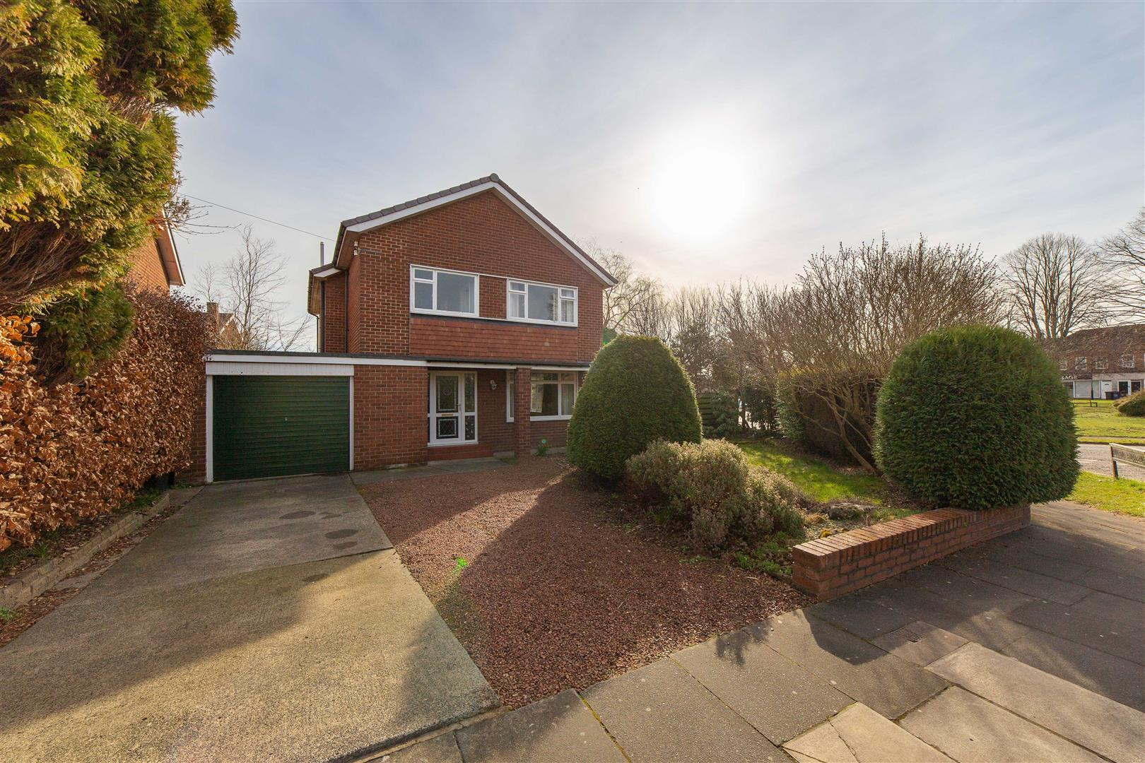 4 bed detached house for sale in Melton Park, NE3 5TA, NE3