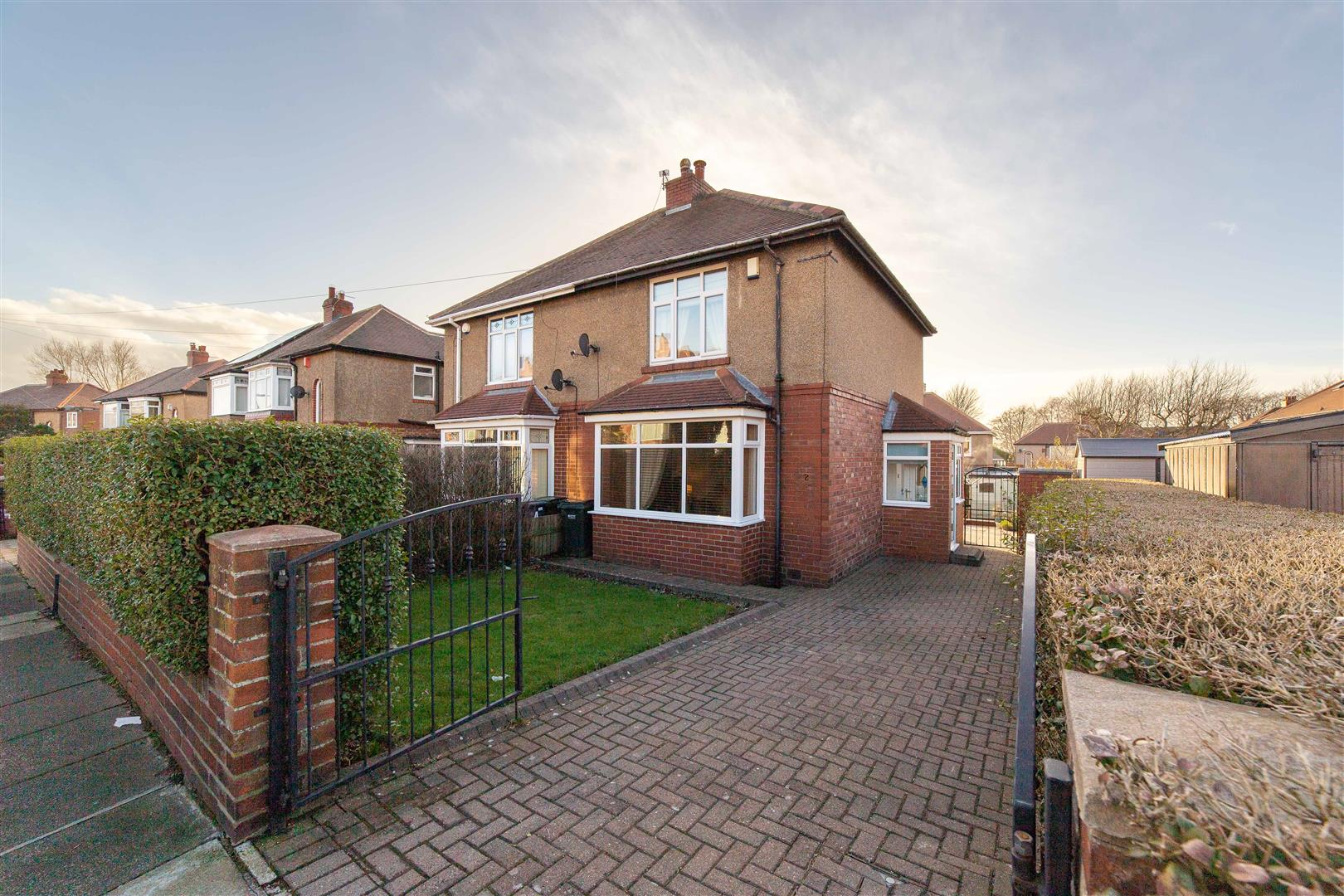 2 bed semi-detached house for sale in Gateshead, NE9 6TL, NE9