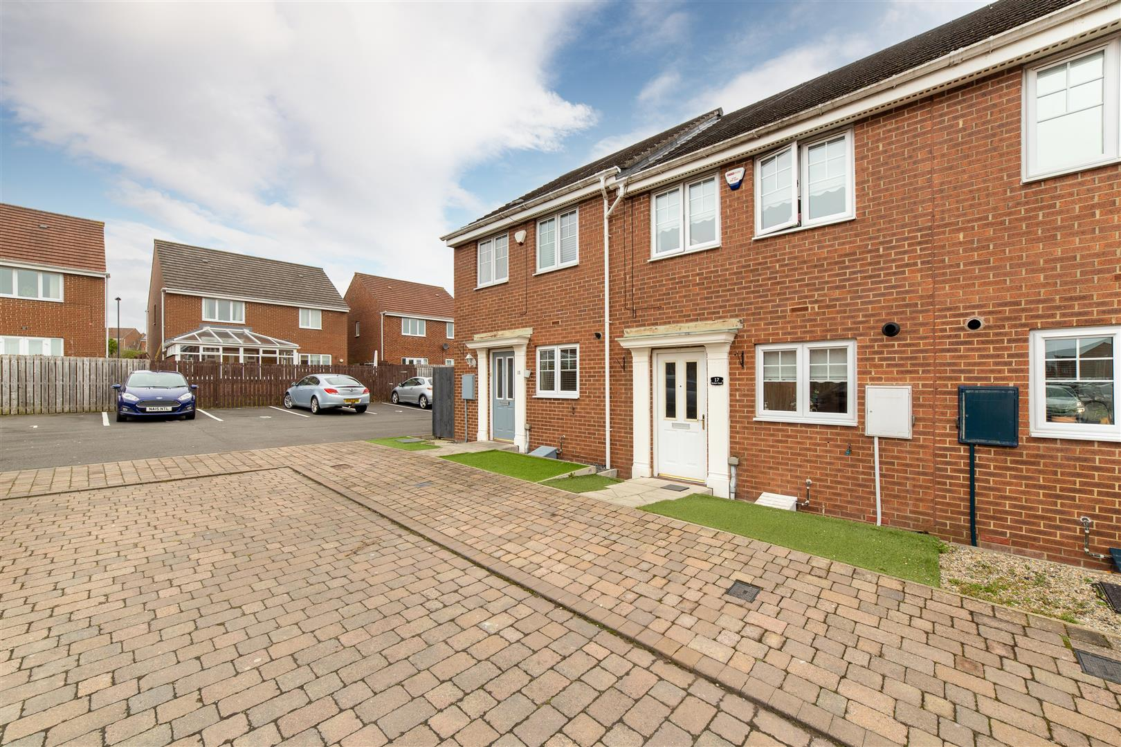 2 bed terraced house for sale in Kenton, NE3 3GS, NE3