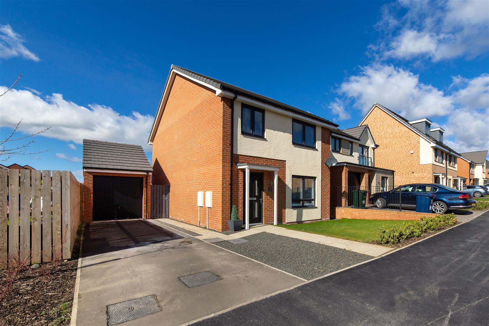 4 bed detached house for sale in Great Park, NE13 9ED, NE13