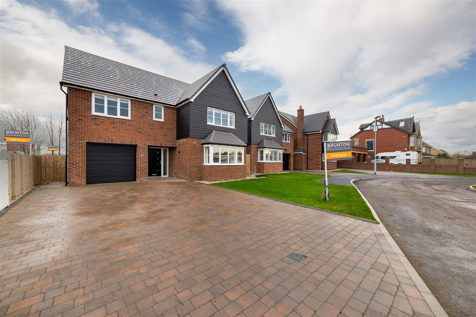 4 bed detached house for sale in St. Davids Park, Cramlington  - Property Image 1