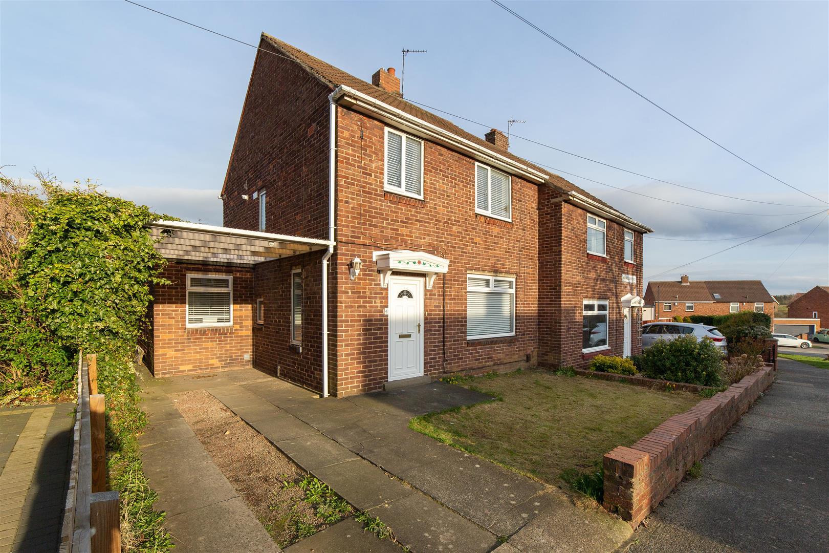 3 bed semi-detached house for sale in Newcastle Upon Tyne, NE3 4TU, NE3