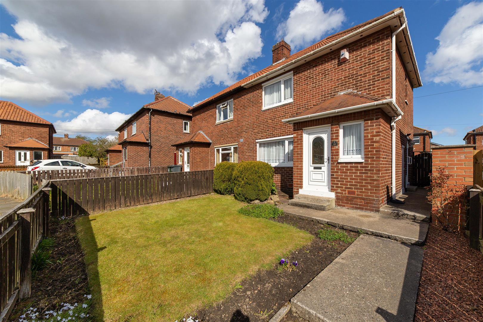 2 bed semi-detached house for sale in Newcastle Upon Tyne, NE13 6HF, NE13