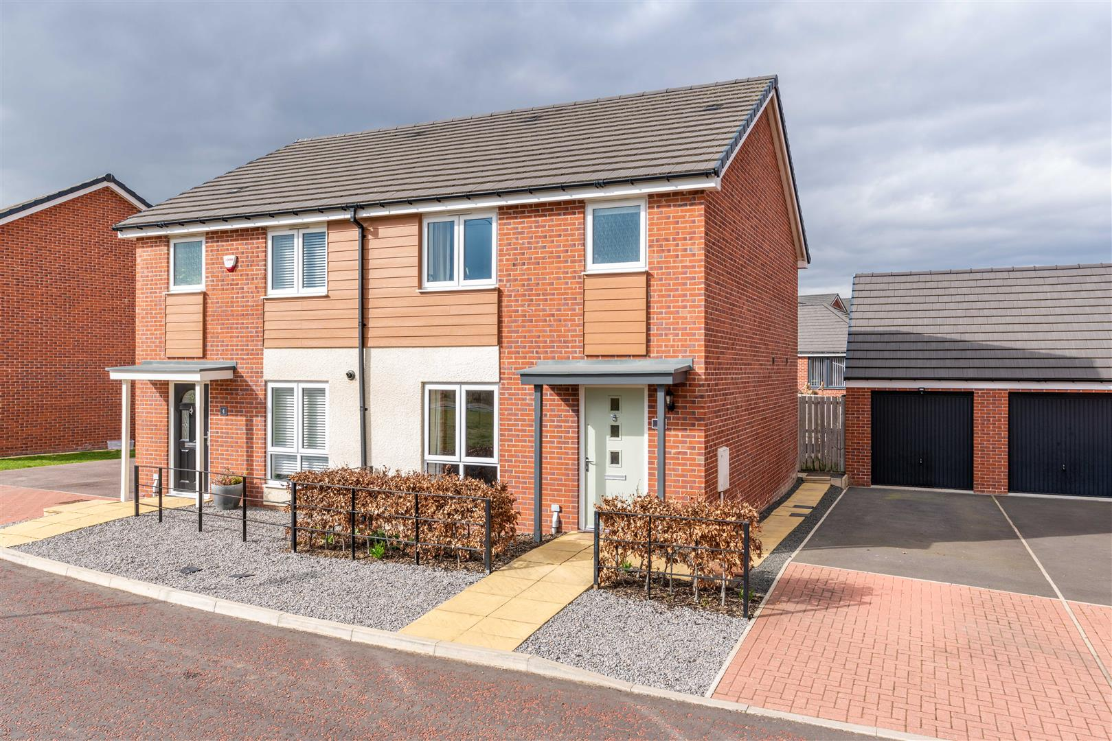 3 bed semi-detached house for sale in Newcastle Upon Tyne, NE13 9DE, NE13