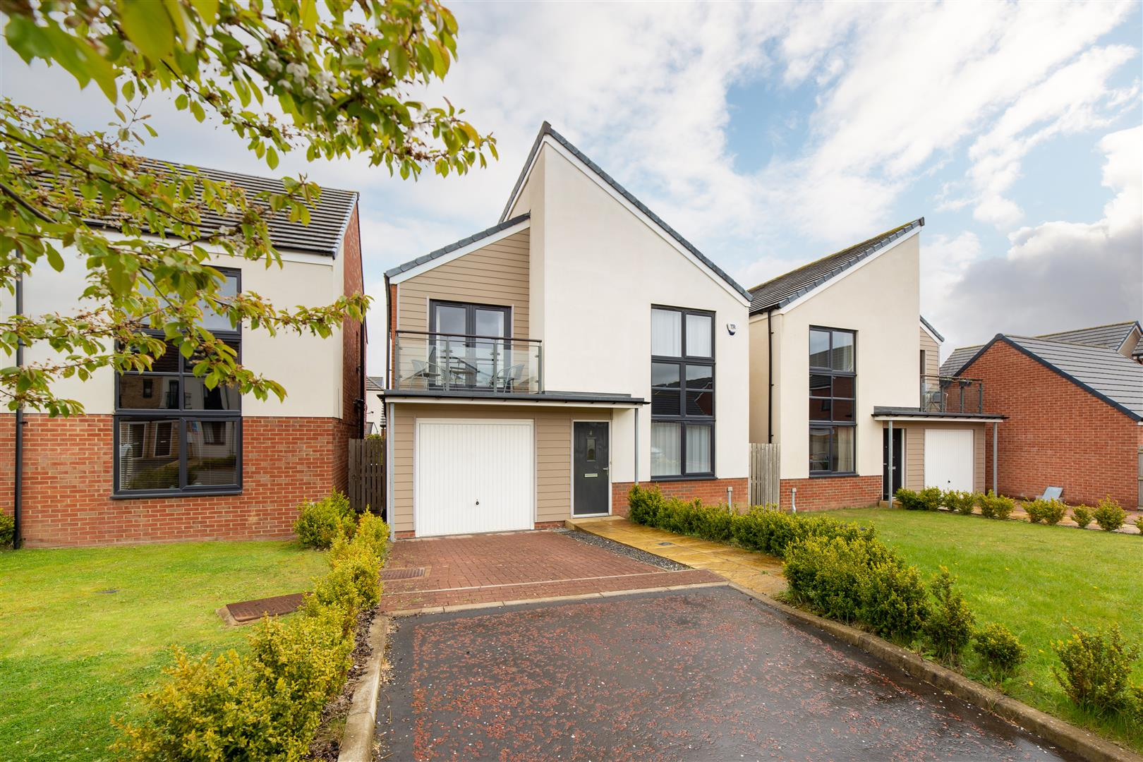 4 bed detached house for sale in Iveston Avenue, Great Park, NE13