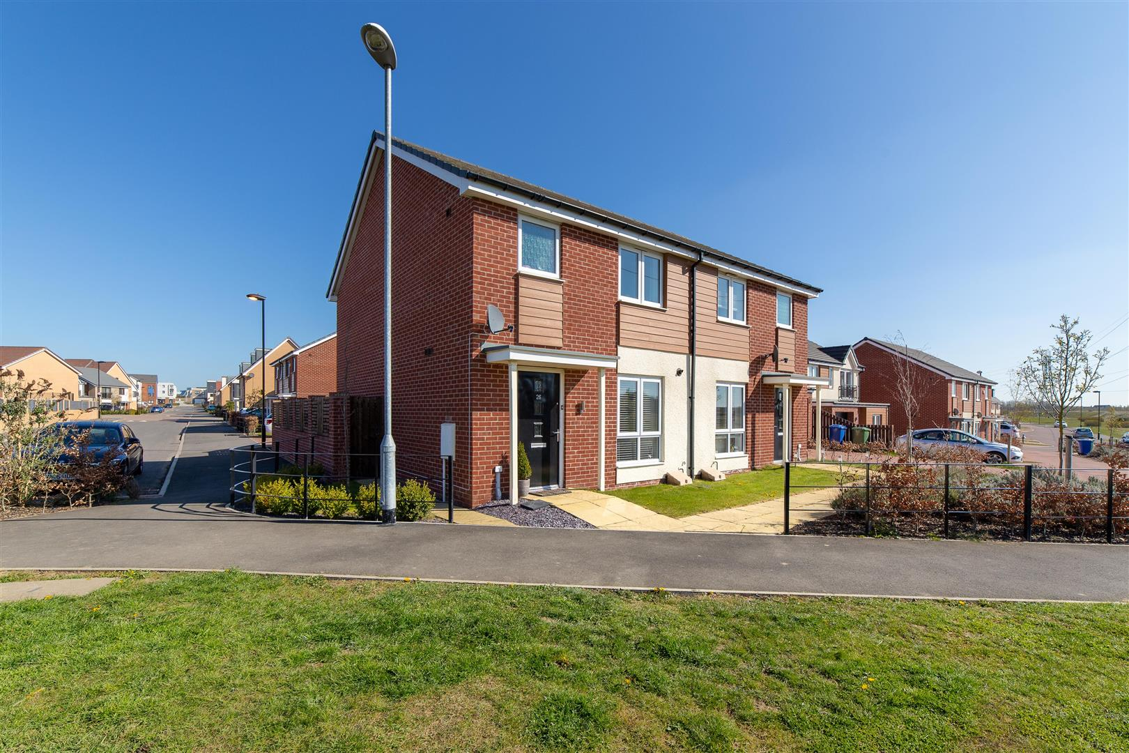 3 bed semi-detached house for sale in Shotton View, Great Park, NE13