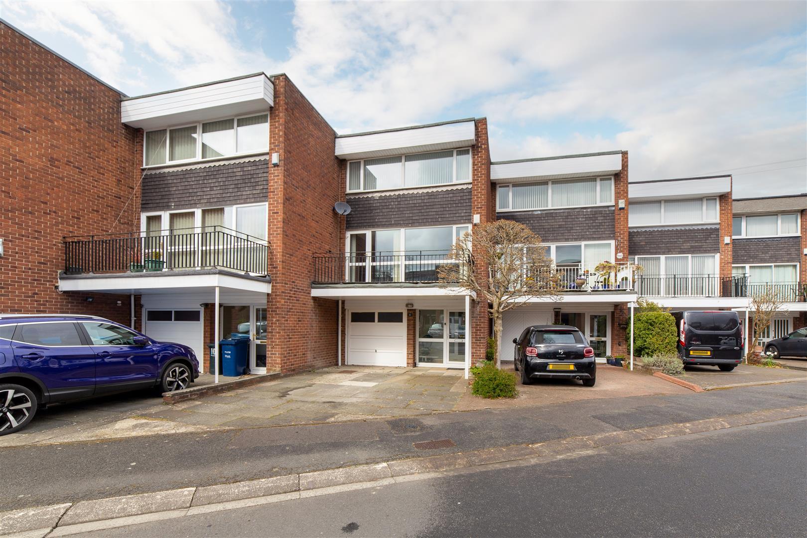 3 bed terraced house for sale in Princes Close, Brunton Park, NE3