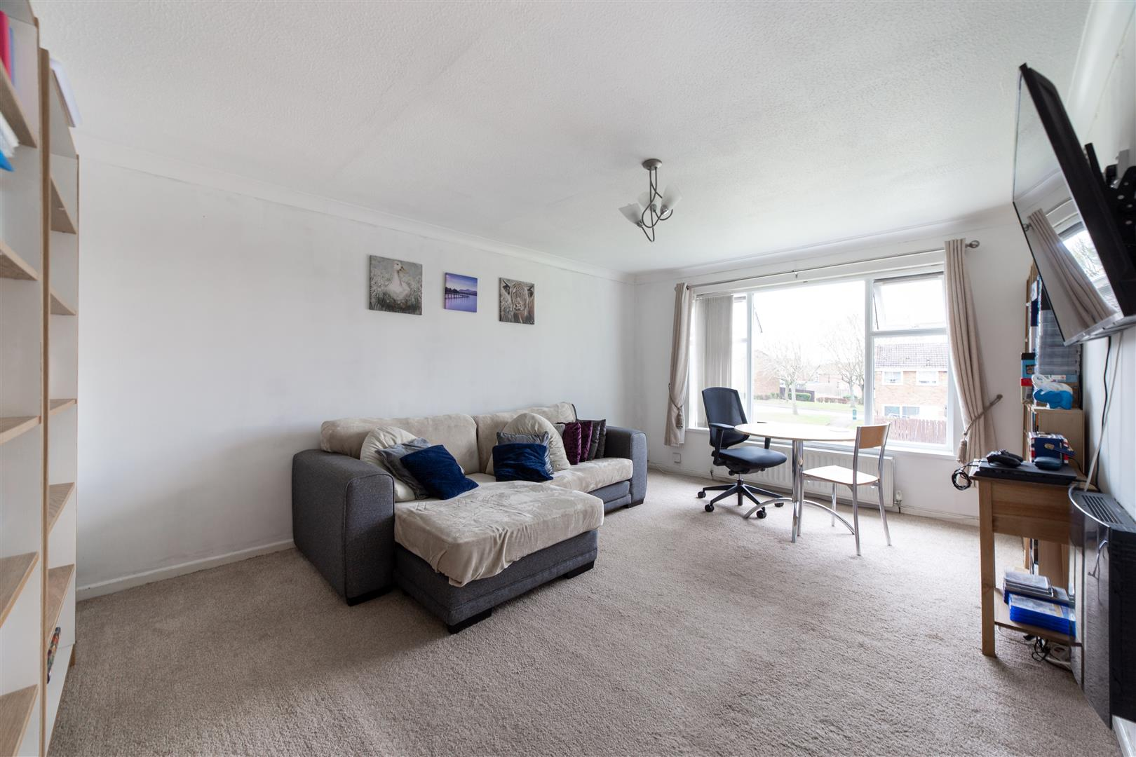2 bed flat for sale in Westerhope, NE5 3SL, NE5