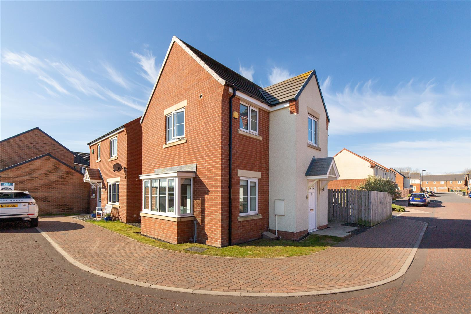 3 bed detached house for sale in Havannah Drive, Wideopen, NE13