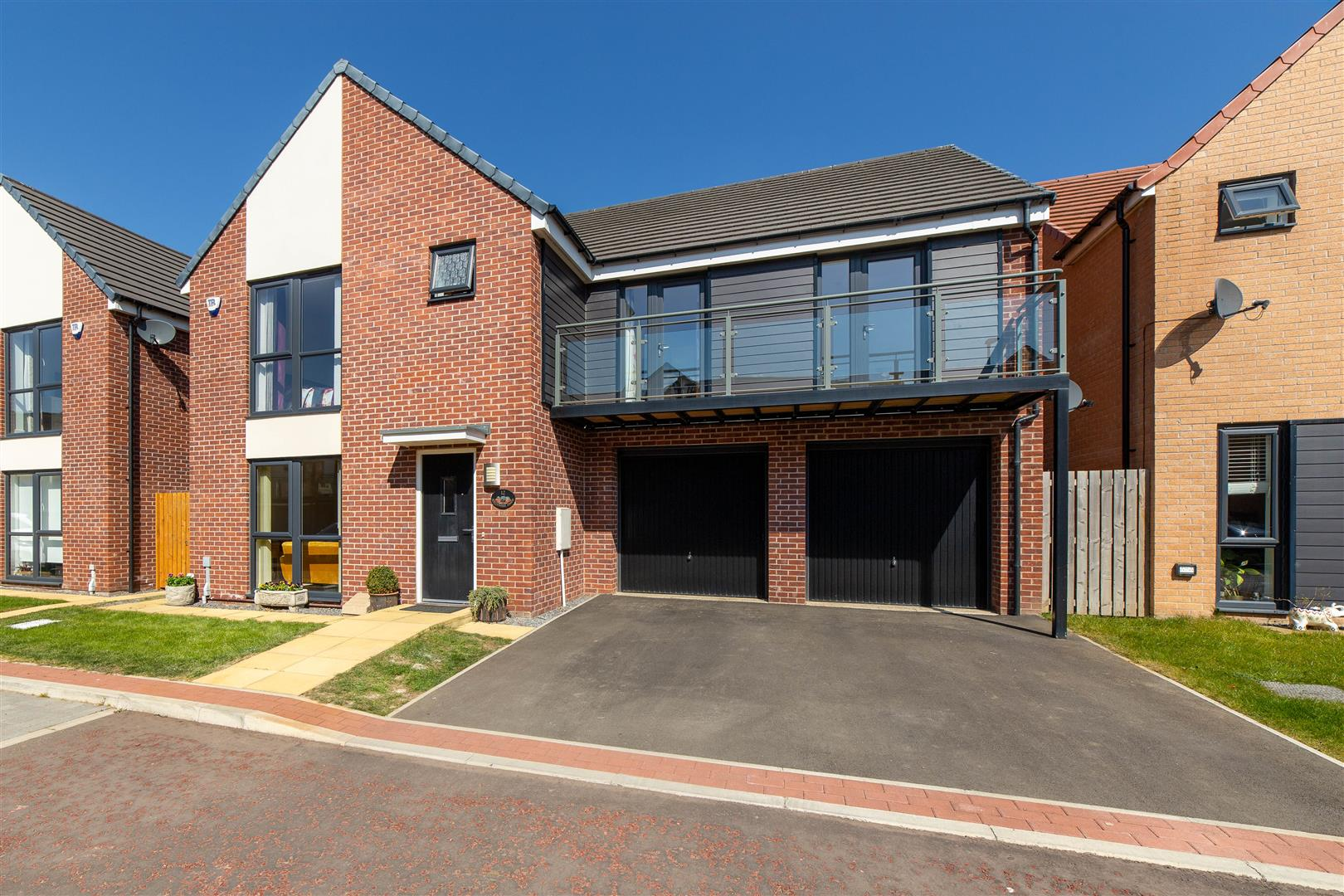 5 bed detached house for sale in Birchwood Chase, Great Park  - Property Image 1