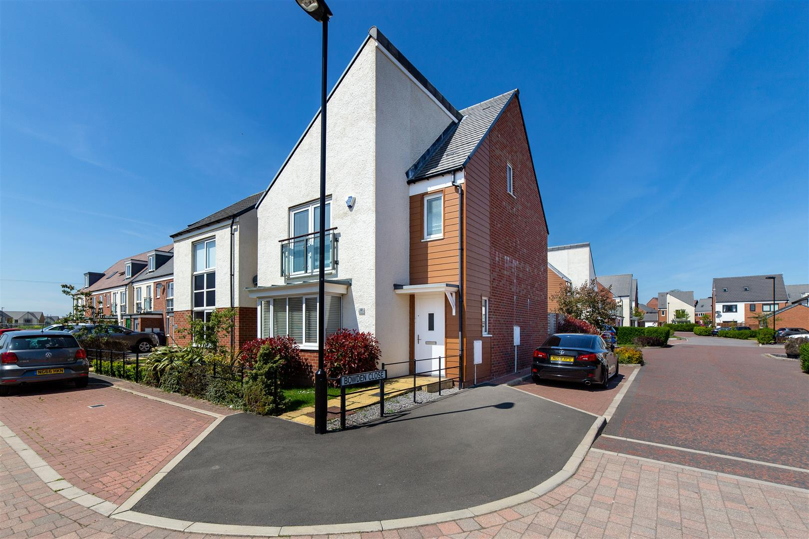 4 bed detached house for sale in Lynemouth Way, Great Park, NE13
