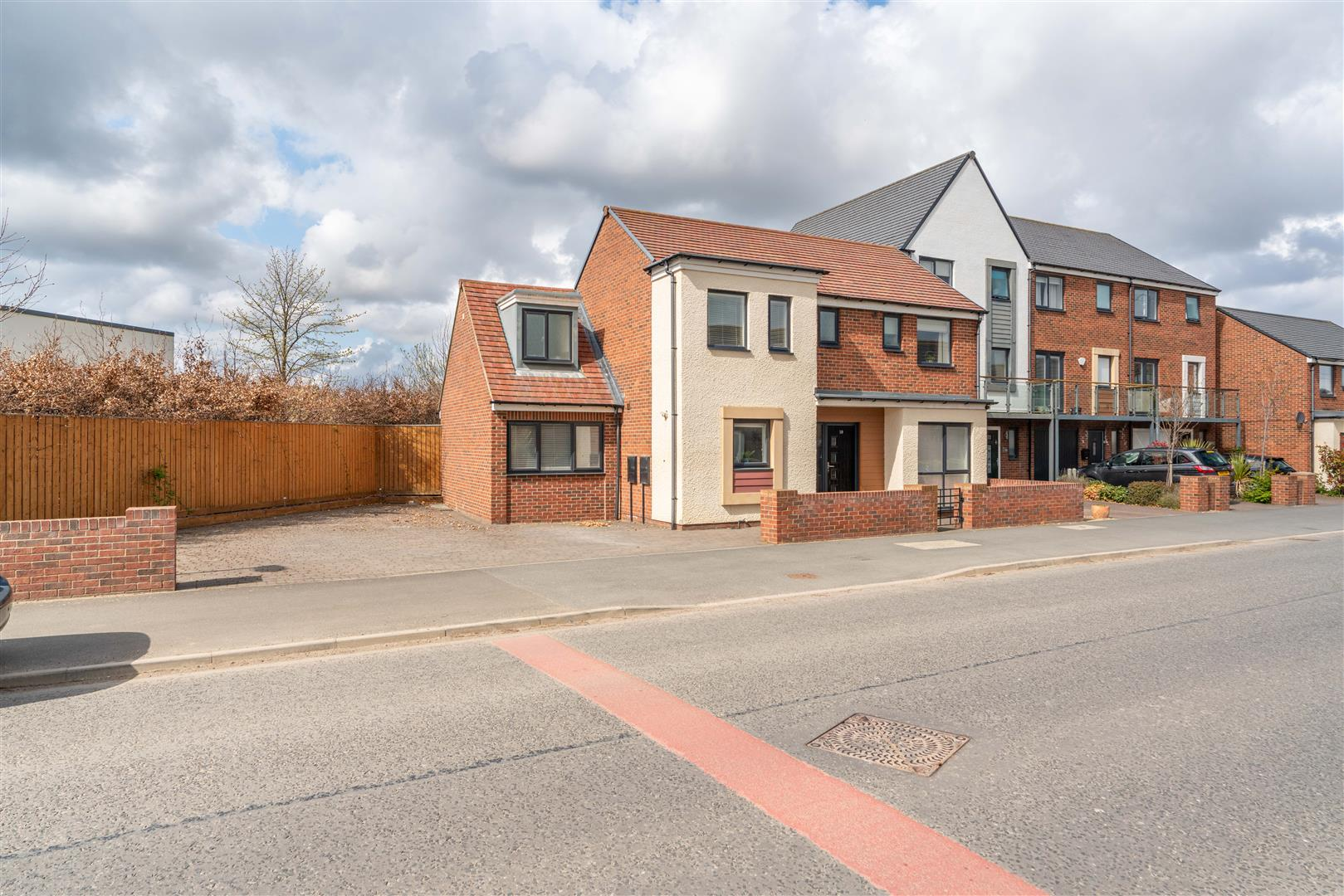 4 bed detached house for sale in Newcastle Upon Tyne, NE13 9BD, NE13