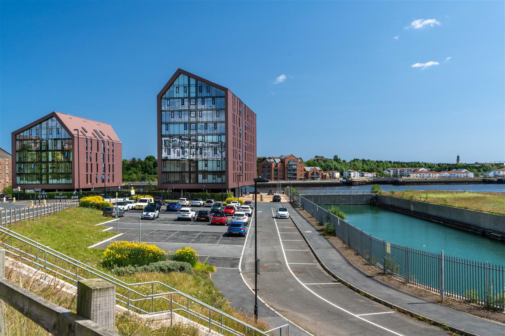 2 bed apartment for sale in Smiths Dock, North Shields, NE29