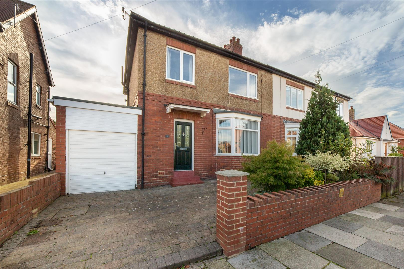 3 bed semi-detached house for sale in Pinewood Avenue, Newcastle Upon Tyne, NE13