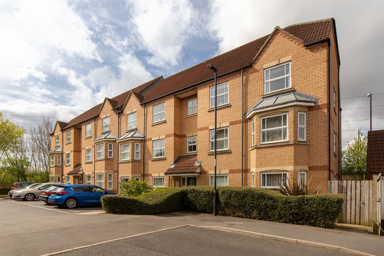 2 bed flat for sale in Fenwick Close, Northumberland Park, NE27