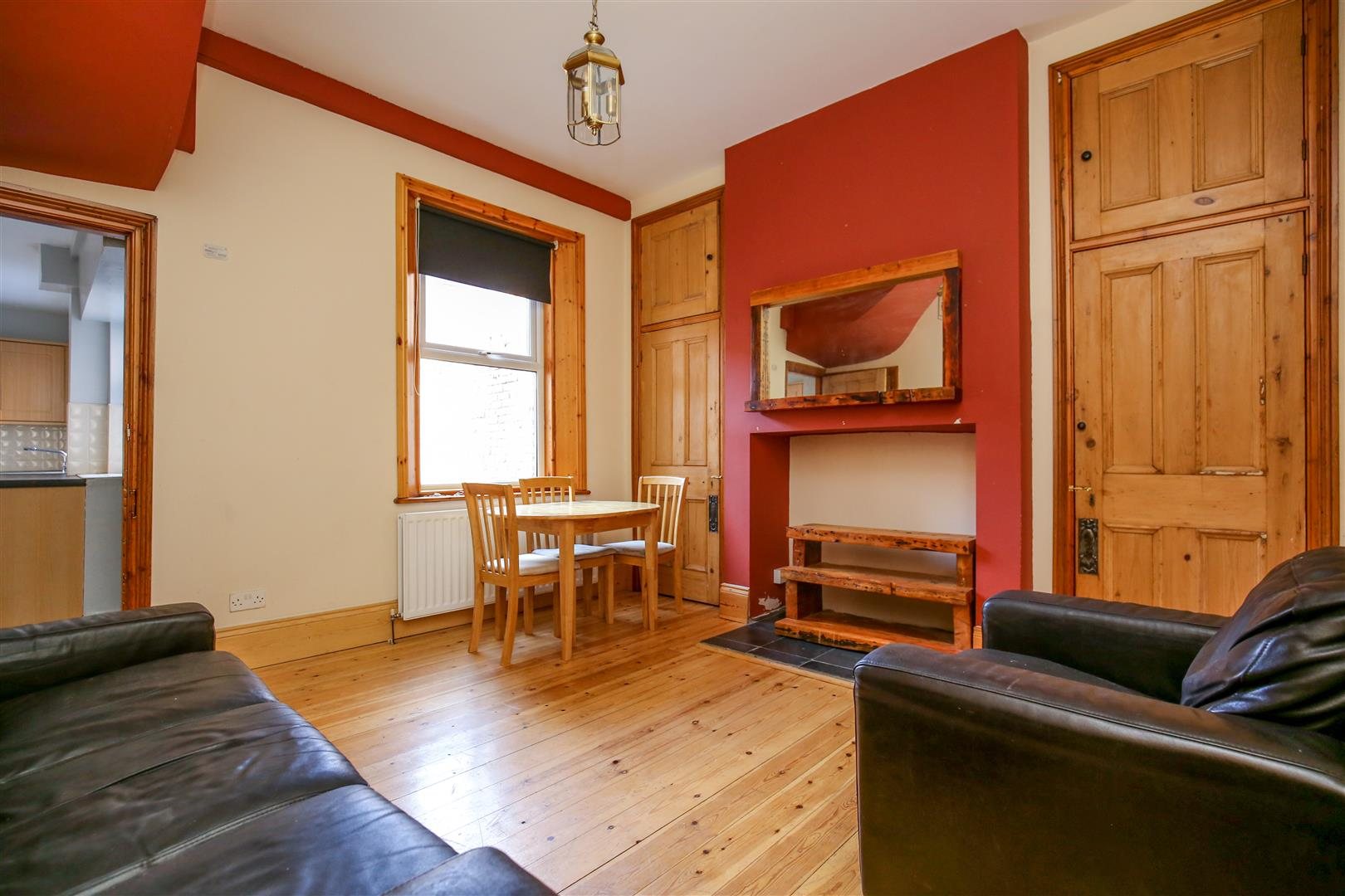 4 bed terraced house to rent in Northcote Street, Arthurs Hill, NE4
