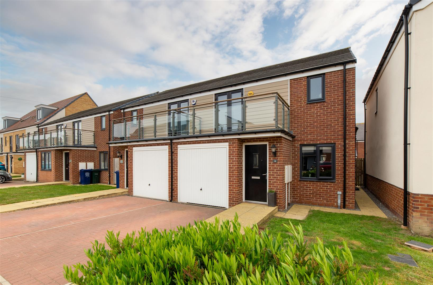 3 bed semi-detached house for sale in Greville Gardens, Newcastle Upon Tyne, NE13