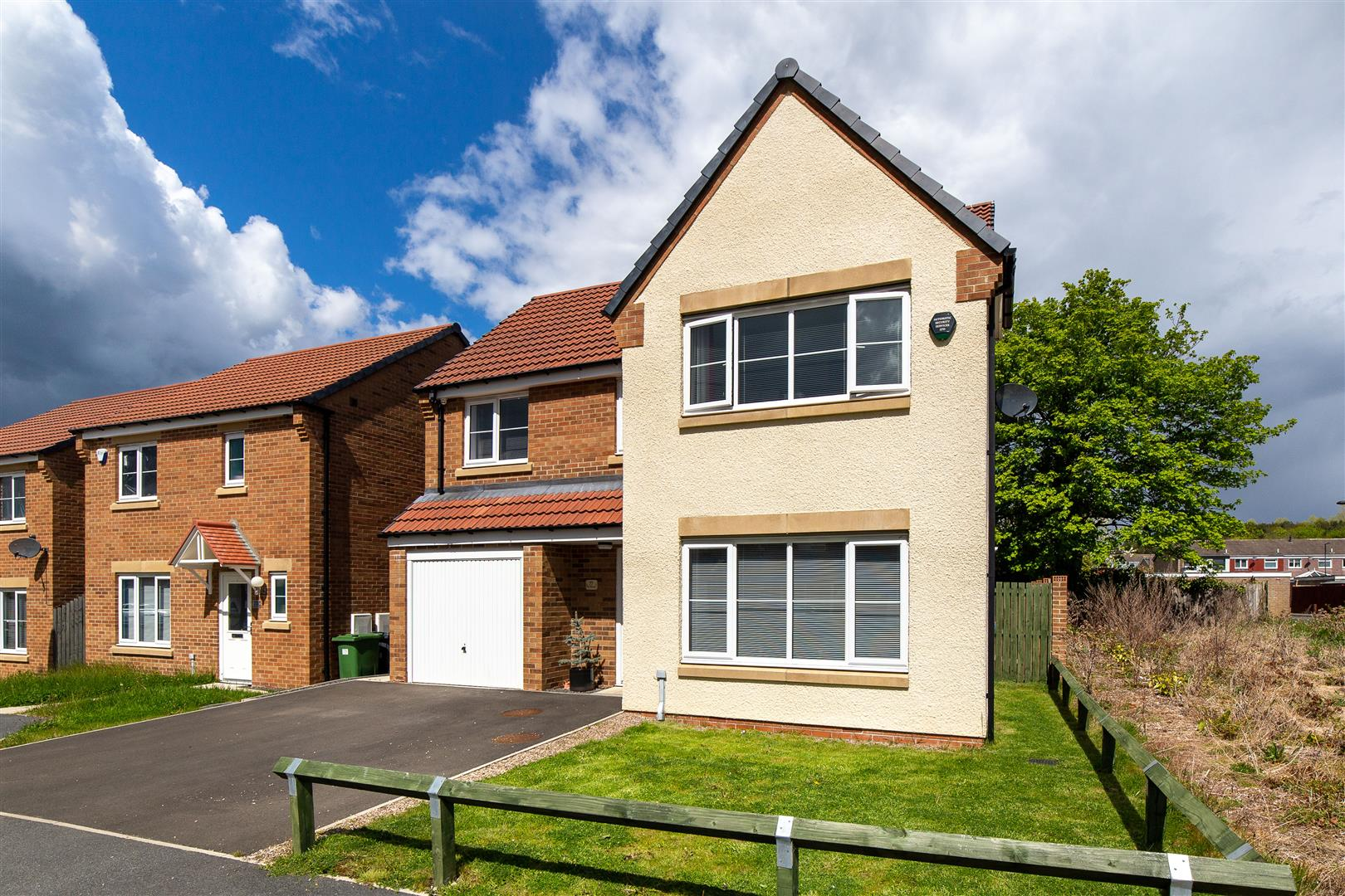 4 bed detached house for sale in The Risings, Wallsend, NE28
