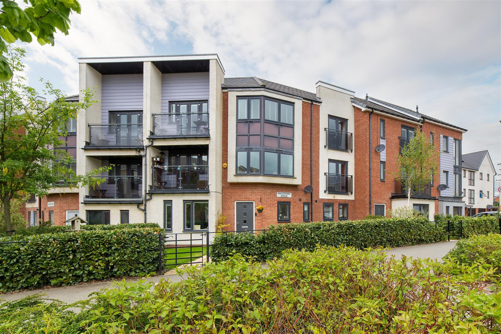 4 bed town house for sale in Wagonway Drive, Great Park, NE13