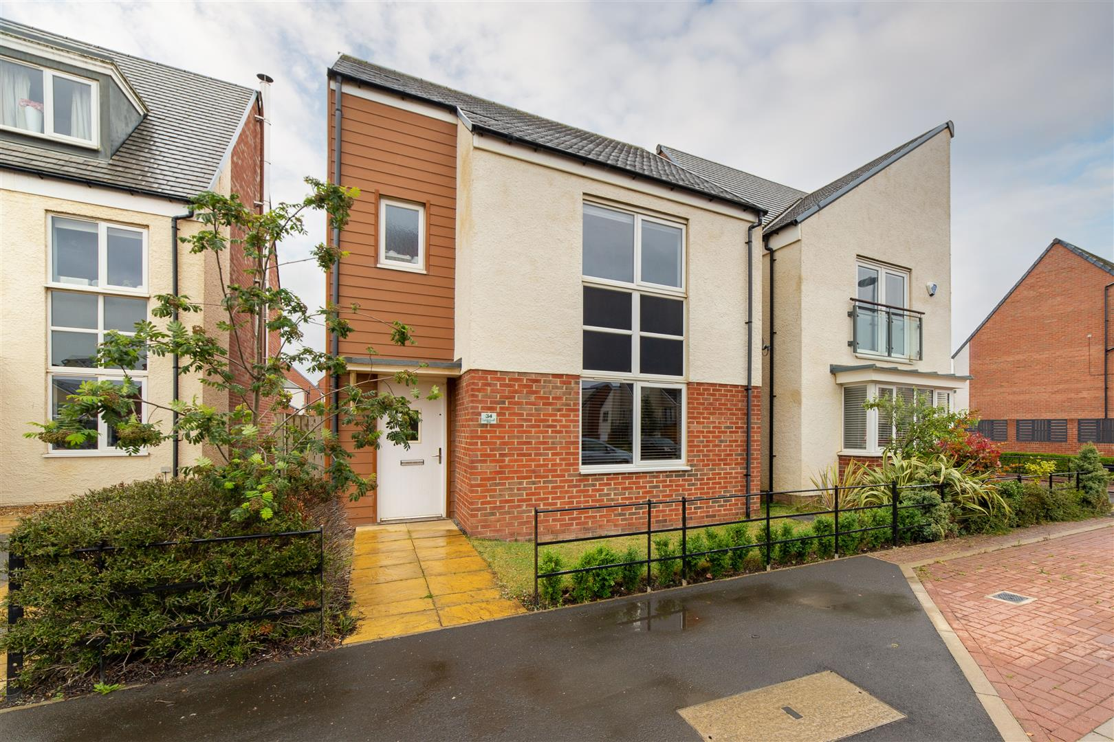 3 bed detached house for sale in Lynemouth Way, Newcastle Upon Tyne, NE13