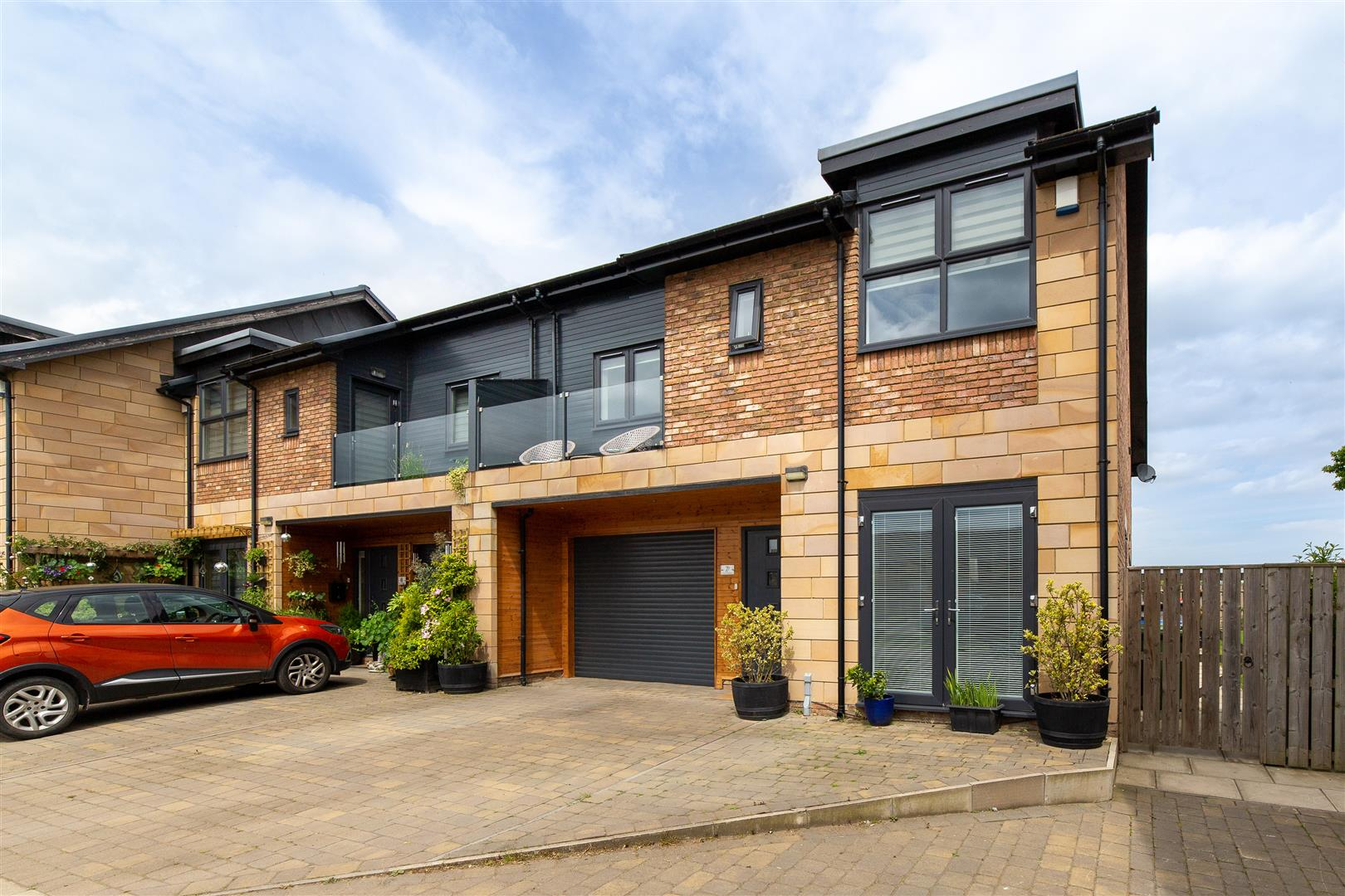 3 bed end of terrace house for sale in Arcot Grange, Cramlington, NE23