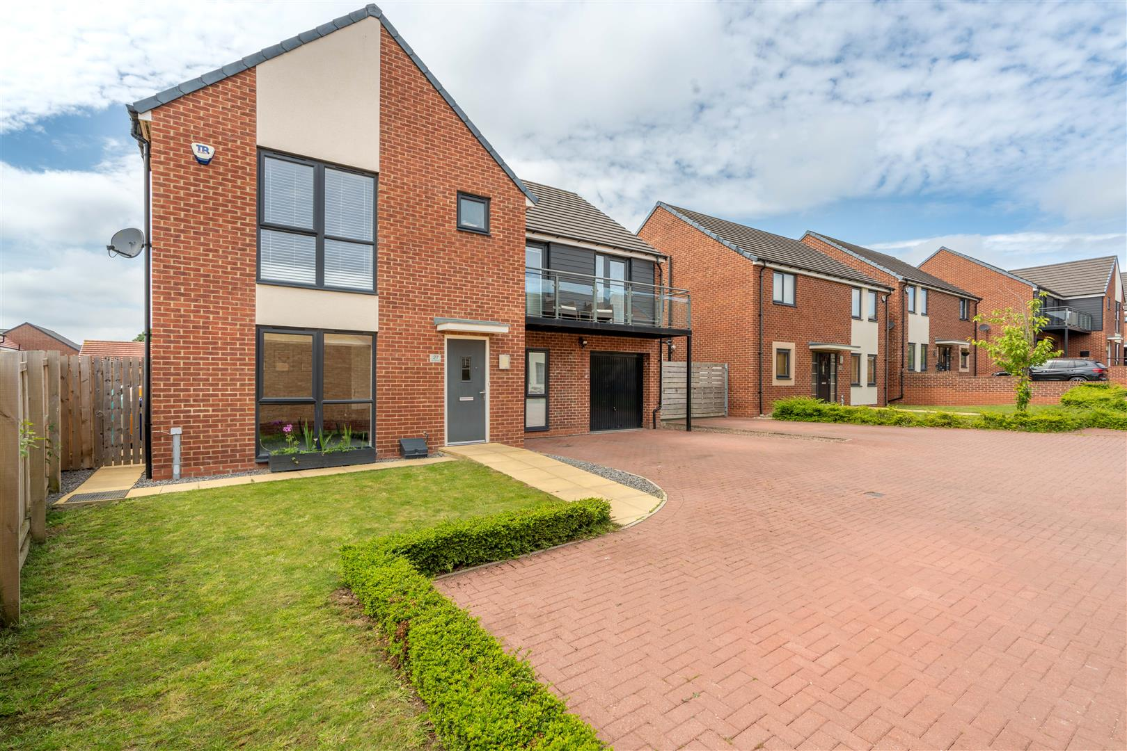6 bed detached house for sale in Ashwood Close, Newcastle Upon Tyne, NE13