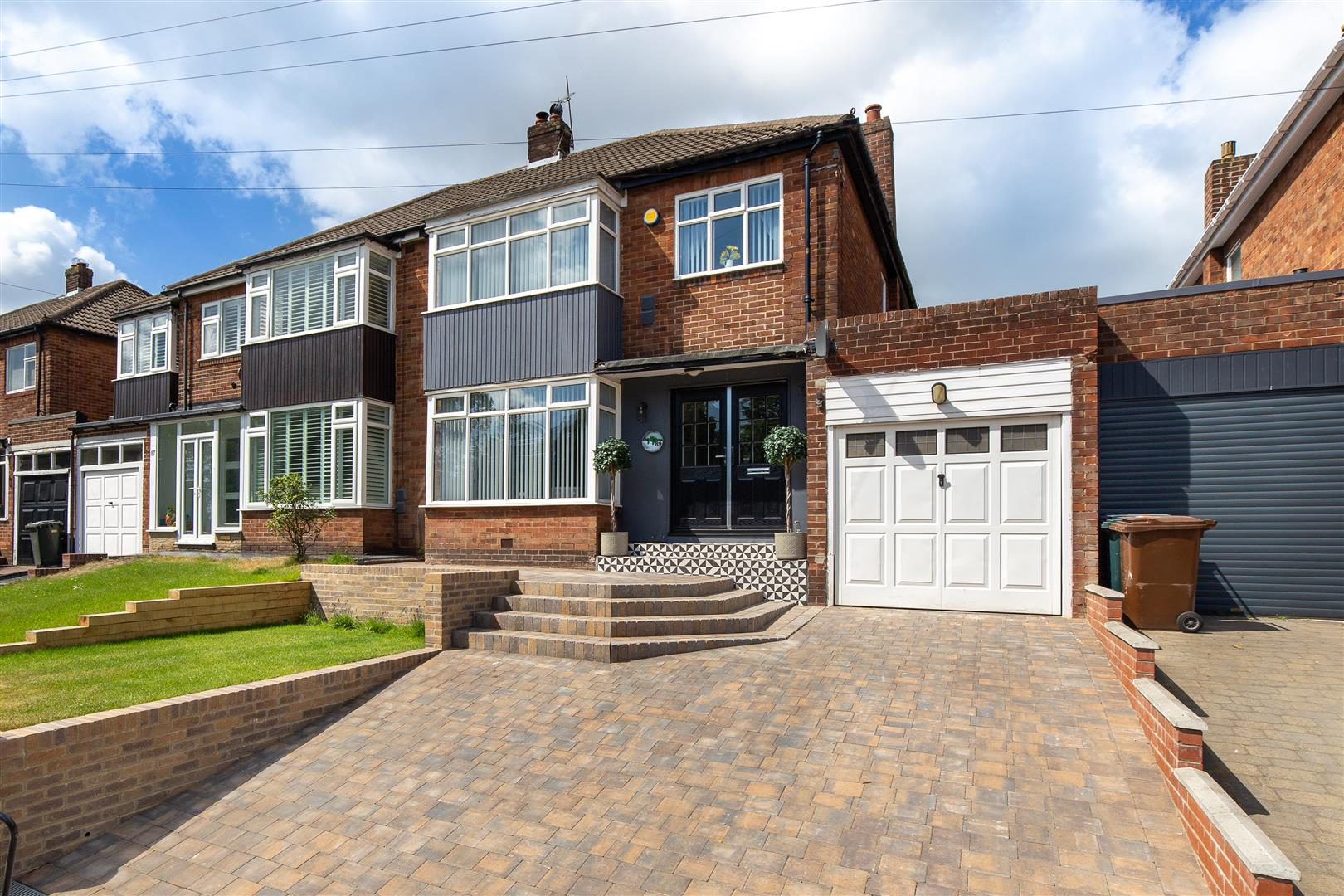 3 bed semi-detached house for sale in Great North Road, Newcastle Upon Tyne, NE3