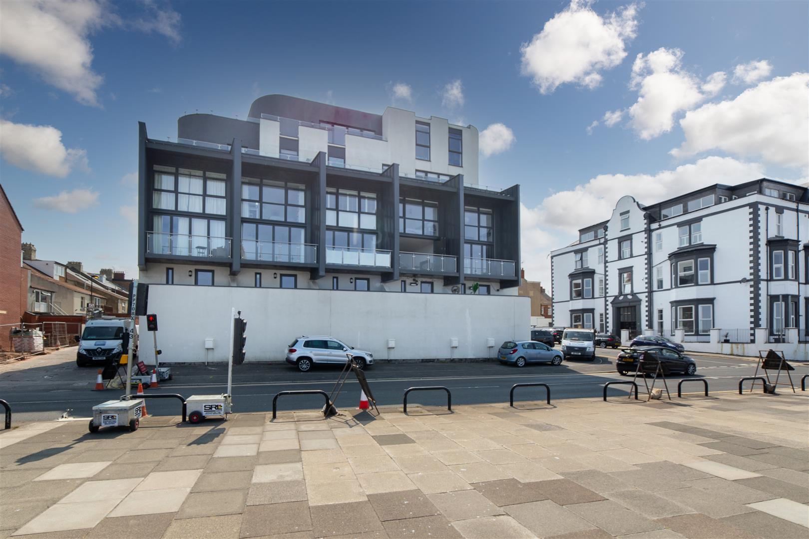 3 bed town house for sale in Empire Court, Esplanade, Whitley Bay, NE26