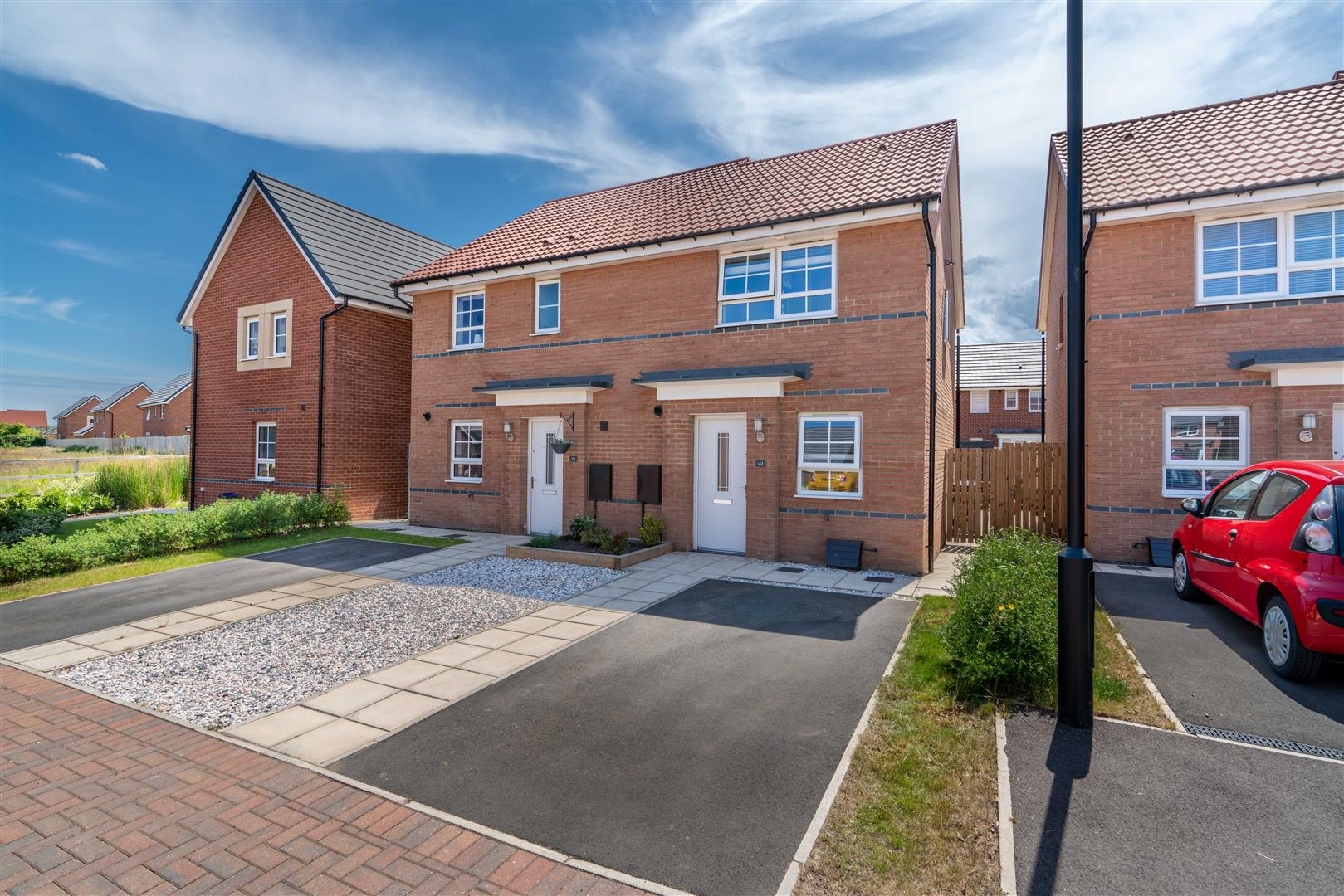 2 bed semi-detached house for sale in Cheltenham Close, Newcastle Upon Tyne, NE13